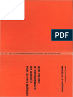 Guide Pratique Dimensionnement Chaussées Pays Tropicaux (Chez Rincent) OCR