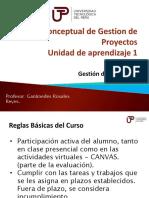Direccion de Proyectos - Unidad 1 (Unidad 1)