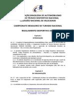 Turismo Nacional Regulamento Desportivo Publicado.site