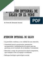 01 Atención Integral de Salud - Aps