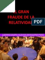El Fraude de La Relatividad
