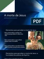 A Morte de Jesus - Catequese Adultos