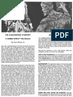 Gamma World 1e - Adventure, Mini - The Albuquerque Starport (comes with Referee's Screen).pdf