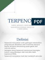 TERPENOID