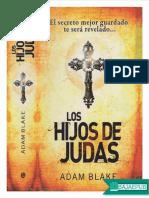 Los Hijos de Judas - Adam Blake