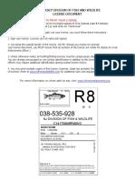 NJ Fishing License