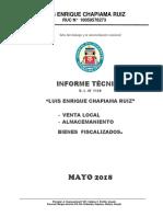 Informe Técnico Grifo Eirl Nuevo1