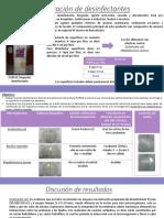 Evaluación de Desinfectantes.pursue