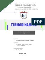 INFORME N 01 de Termodinamica