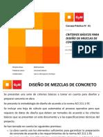 Consejo Práctico 01 Diseño de Concreto.pptx