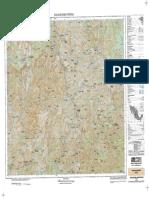 Carta Topografica Loxicha
