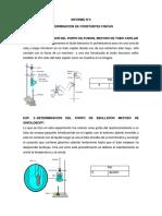 Informe de Quimica n3