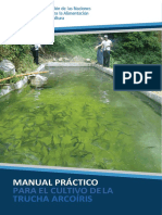 Manual Trucha Arcoiris FAO
