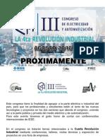 Brochure CEA 2018 Estudiantes