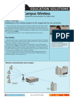 Campus Wireless Solution