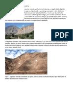 Clasificación de Los Depósitos Sedimentarios
