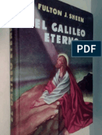 El Eterno Galileo - Fulton J. Sheen