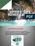 4. Clases de Rocas