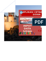 Aplikasi Cetak Kartu Ujian Siswa