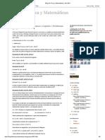 Blog de Física y Matemáticas_ Abril 2011