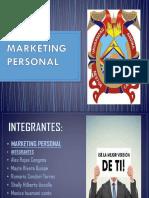 Marketing Personal 1