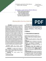 Obtención de Hojuelas a Partir de Oca (Oxalis Tuberosa)