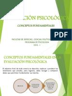 EVALUACIÓN PSICOLÓGICA CONCEPTOS.pdf