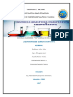 Calibracion y Empleo Del Material de Vidrio Volumetrico Quimica Cuantitativa