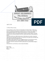 dawn orban letter of recommendation