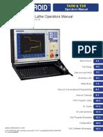 Centroid v3.16 Lathe Operator Manual