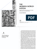 Wallerstein the Modern World System