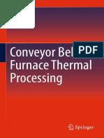 Conveyor Belt Furnace Thermal Processing