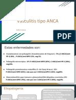 Vasculitis Tipo ANCA