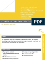 Chapter 5 Construction Procedures