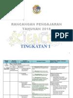 RPT SAINS T1 2018 Kemaskini