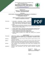 7.7.1.b SK Monitoring Status Pasien Selama Pemberian Anestesi