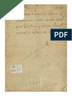 Alfabeto de Varias Letras y Abreviaturas Paleografía