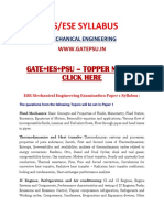 (Gatepsu.in)IES Mechanical Syllabus