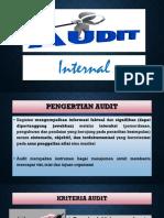 Sirait Audit Internal