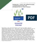 Lextra Deutsch Als Fremdsprache Grund Und Aufbauwortschatz Nach Themen A1 B2 Lernwörterbuch Grund Und Aufbauwortschatz