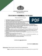 MA-1111 Mike Guía de Ejercicios de Mike.pdf