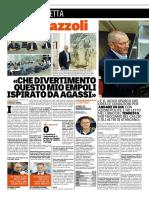 La Gazzetta Dello Sport 03-05-2018 - Serie B - Pag.1