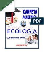 Carpeta Ecologia 5 Semestre Ing de Sistemas