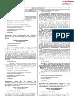 Aprueban El Documento Tecnico Plan Nacional de Fortalecimi Resolucion Ministerial