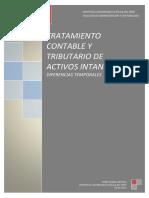 Tratamiento Contable y Tributario de Activos Intangibles Nic 38