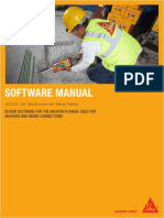 Sika_AnchorFix_Software_Manual_10_2015_v1.0