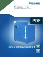 Compresores de Tornillo de Velocidad Variable Boge 55 Pdf1