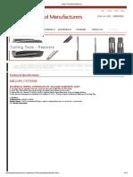 Indian Tool Manufacturers Tap Design