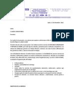 Carta Presentacion de Servicios