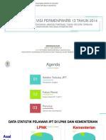 Rancangan Rev Permenpan 13 Thn 2014